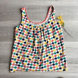 Colorful Boden tank top. Perfect for summer.